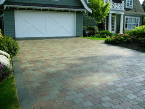 Brick paver sealing after