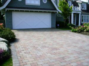 Brick paver sealing before